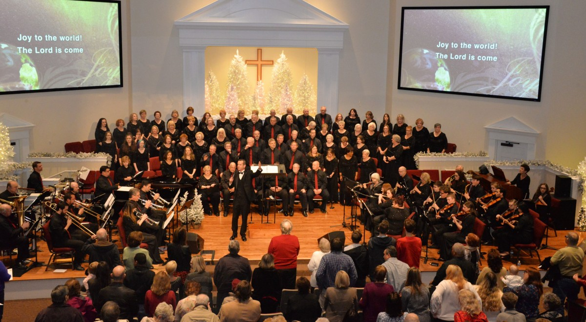 Why Leaders Value an Intergenerational Choral Ministry